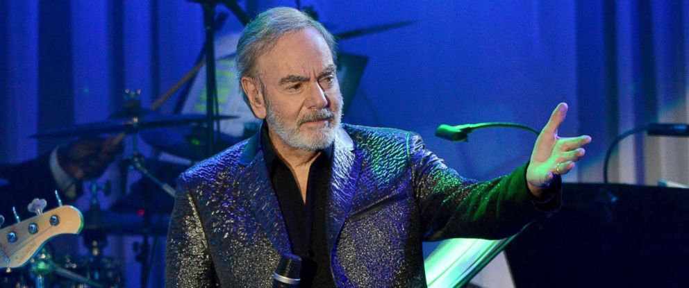 PHOTO: Neil Diamond performs onstage during the 2017 Pre-Grammy Gala at the Beverly Hilton Hotel, Feb. 11, 2017 in Beverly Hills, Calif.