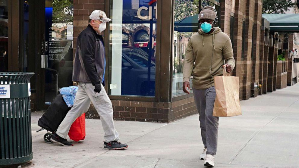 New York coronavirus wabah berasal di Eropa, studi baru menemukan