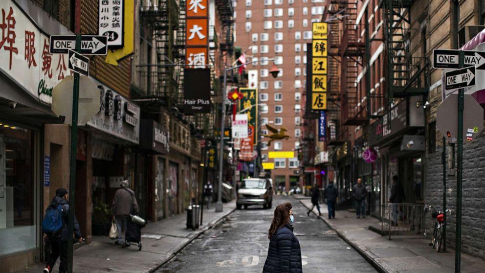 FBI warns of potential surge in hate crimes against Asian Americans amid coronavirus thumbnail