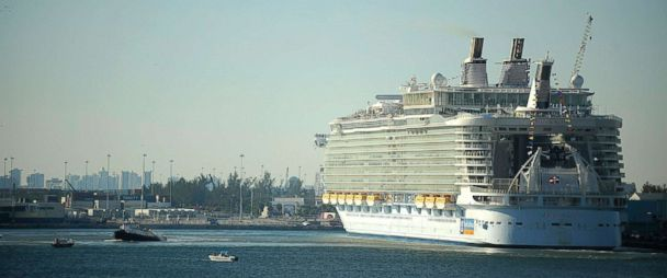 475 cruise ship passengers sickened by norovirus on Royal Caribbean