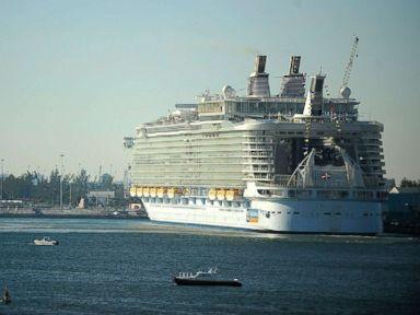475 passengers sickened by norovirus on Royal Caribbean cruise ship