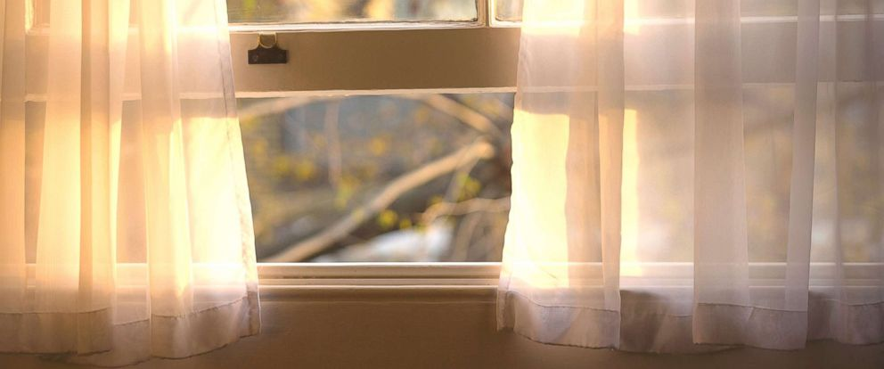 PHOTO: An undated stock photo of an open window.