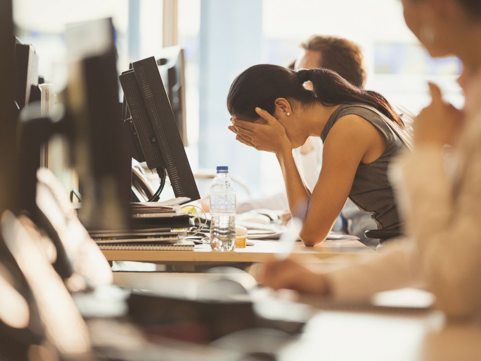 Workaholic Women Have Greatest Risk Of Diabetes