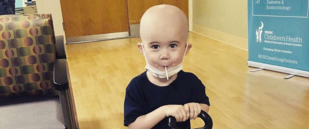 PHOTO: Milo, a 4-year-old from South Carolina with acute lymphoblastic leukemia, requires vincristine, a crucial cancer drug that is in short supply.