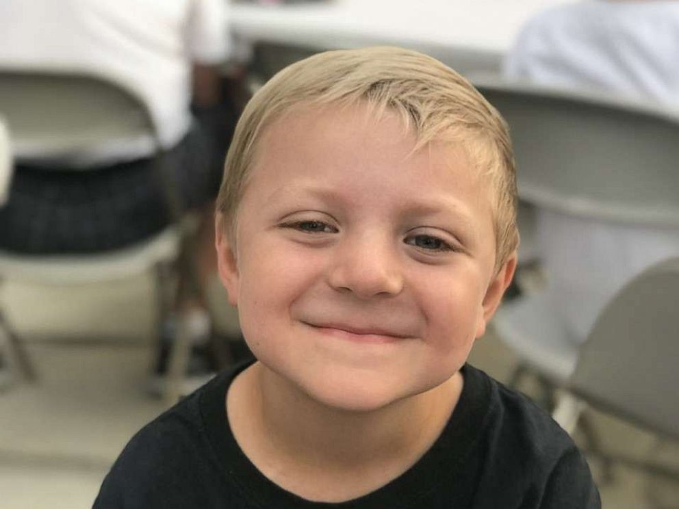 PHOTO: Titus, 5, from Kansas City, Mo., has been told he may not be able to receive the crucial cancer drug vincristine at his scheduled appointment next week, believed to be able to help cure his cancer, because of a shortage.