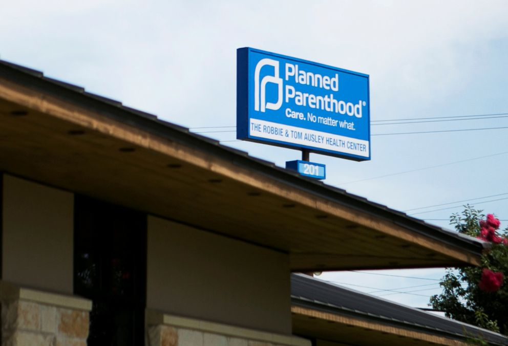 PHOTO: Planned Parenthood South Austin Health Center in Austin, Texas, is pictured on June 27, 2016.