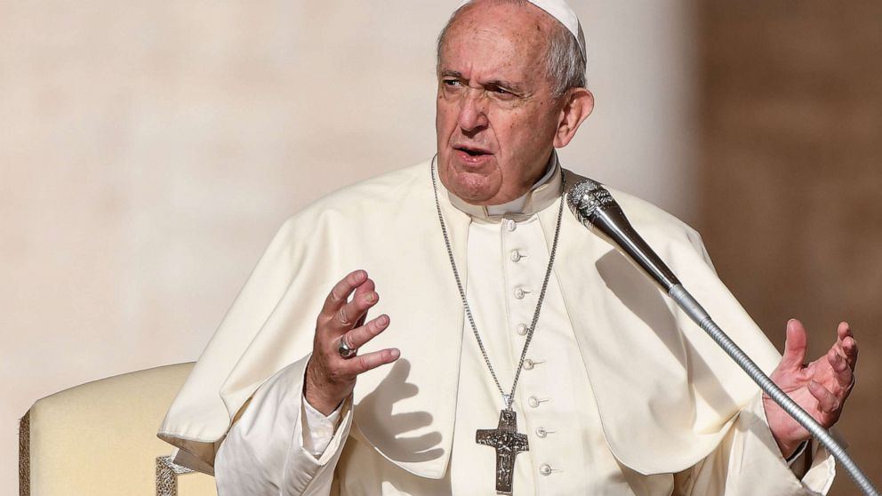 Pope Francis calls for better nutrition access on UN World Food ...