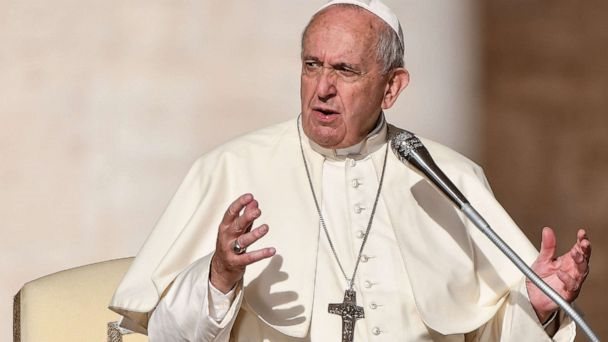 Pope Francis calls for better nutrition access on UN World Food Day