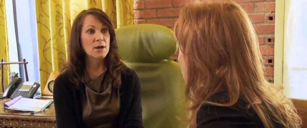 """PHOTO: Dr. Prudence Hall is pictured in a conversation with Sarah """"Fergie"""" Ferguson, the Duchess of York, that aired on the Oprah Winfrey Network."""