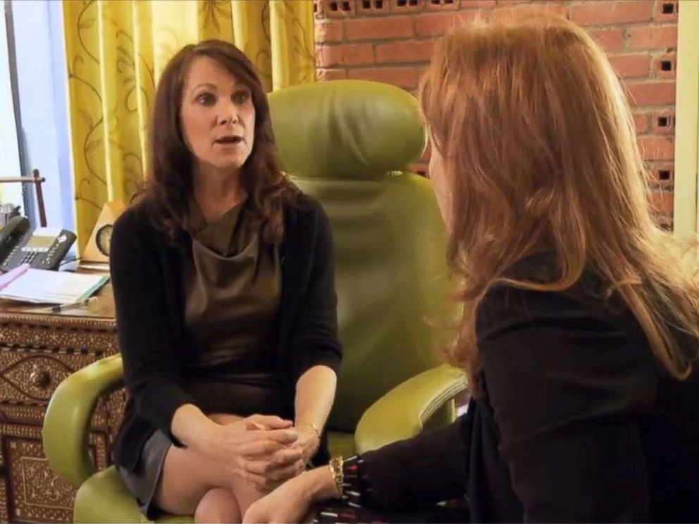 PHOTO: Dr. Prudence Hall is pictured in a conversation with Sarah Fergie Ferguson, the Duchess of York, that aired on the Oprah Winfrey Network.