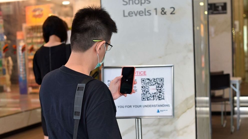 QR codes could provide patients way to keep them out of emergency rooms -  ABC News