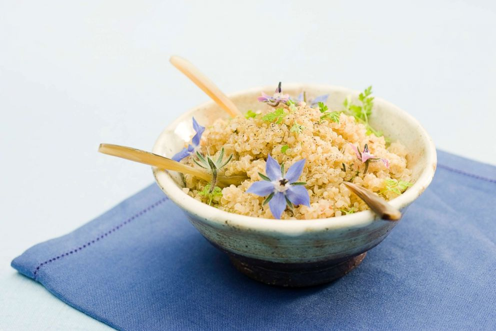 PHOTO: A bowl of quinoa is pictured in this undated stock photo.