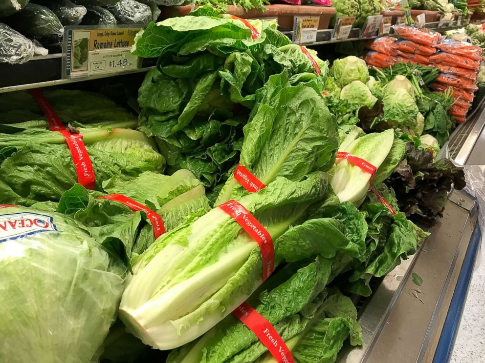 CDC issues new romaine lettuce warning