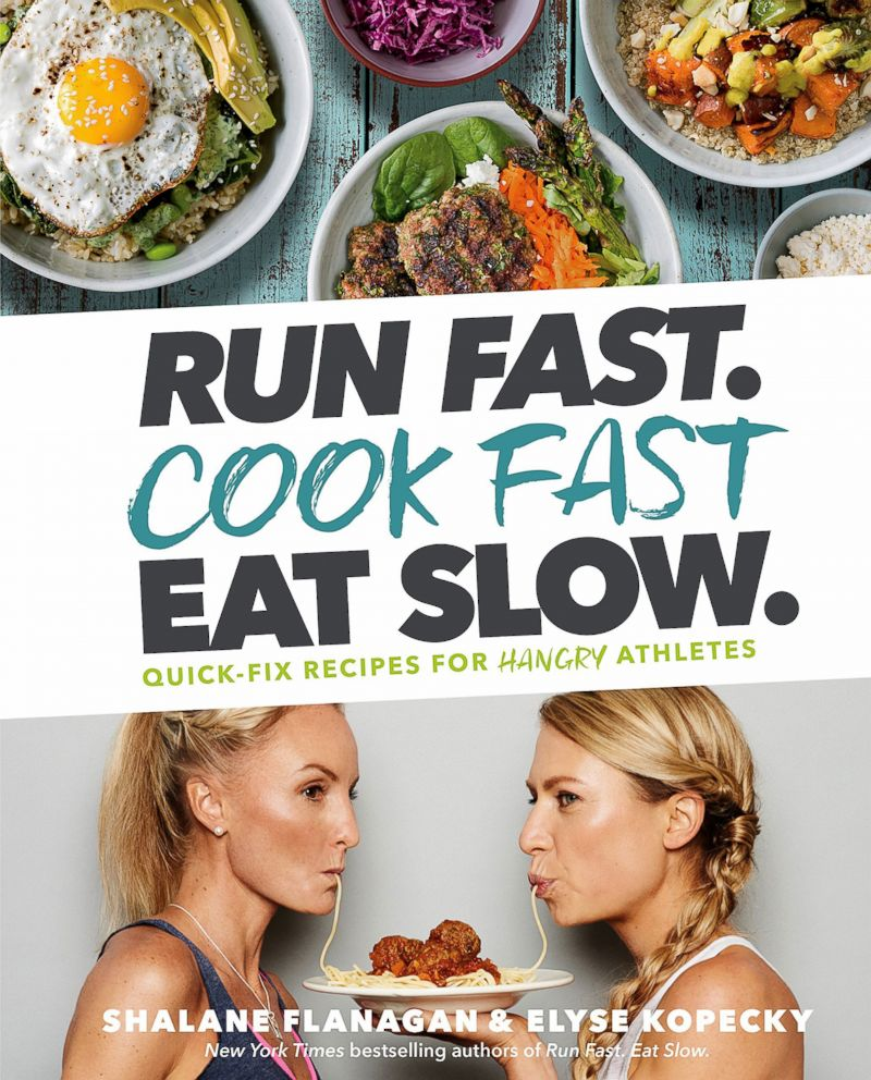 PHOTO: Run Fast. Cook Fast. Eat Slow.: Quick-Fix Recipes for Hangry Athletes