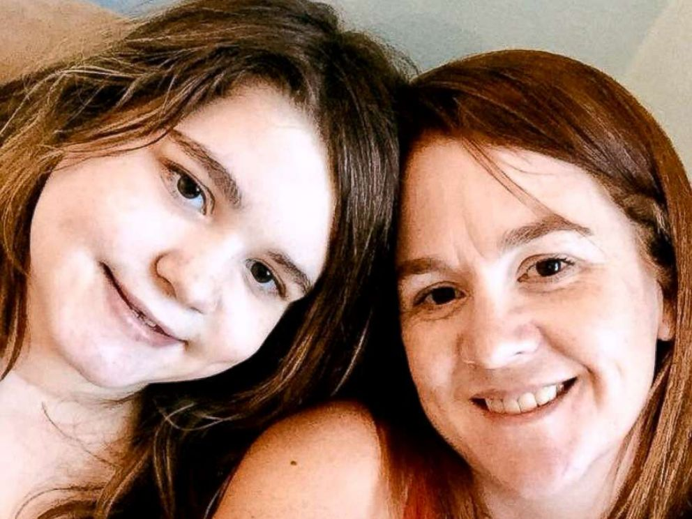 PHOTO: Janet Murnaghan of Florida, fought in 2013 to have a healthcare policy changed and on June 15, 2013, her daughter, Sarah Murnaghan, received a lung transplant and is now thriving.