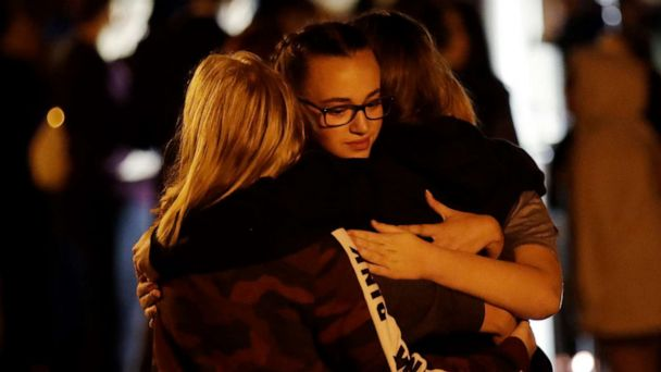 Recovery from past shootings could help guide Santa Clarita's survivors