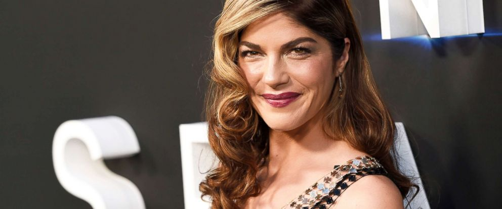 PHOTO: Selma Blair arrives at an event in Los Angeles.