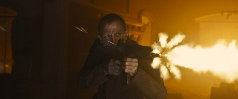 PHOTO: Daniel Craig in a scene from Skyfall.