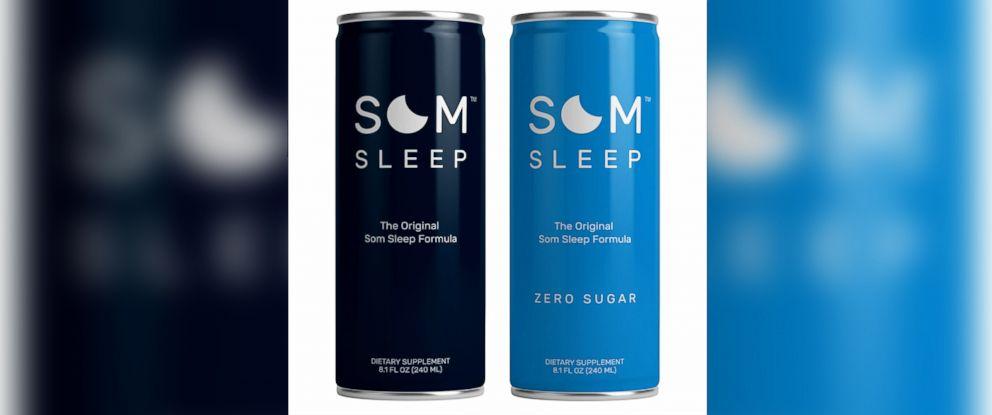 PHOTO: SOM Sleep drink.
