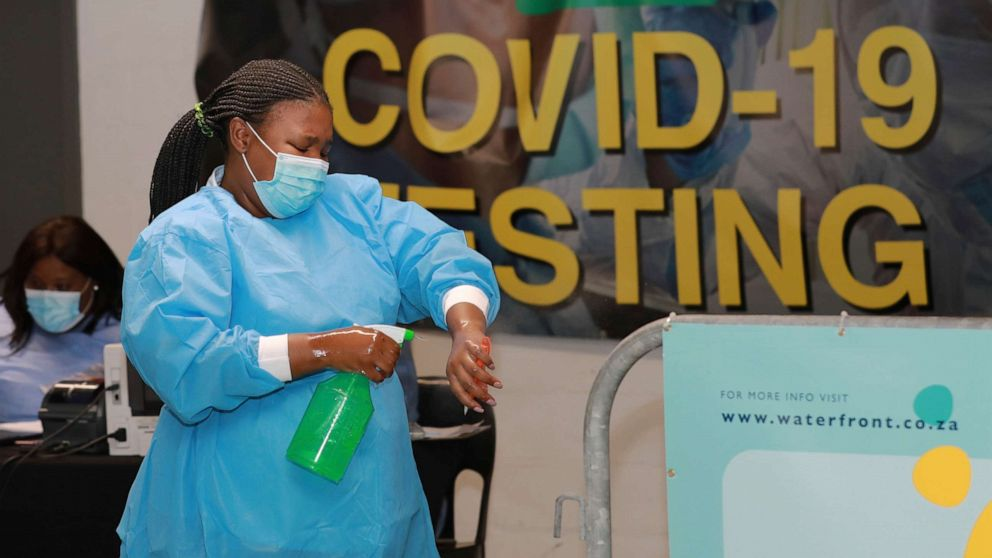 What we know about the COVID-19 variant spreading in South Africa