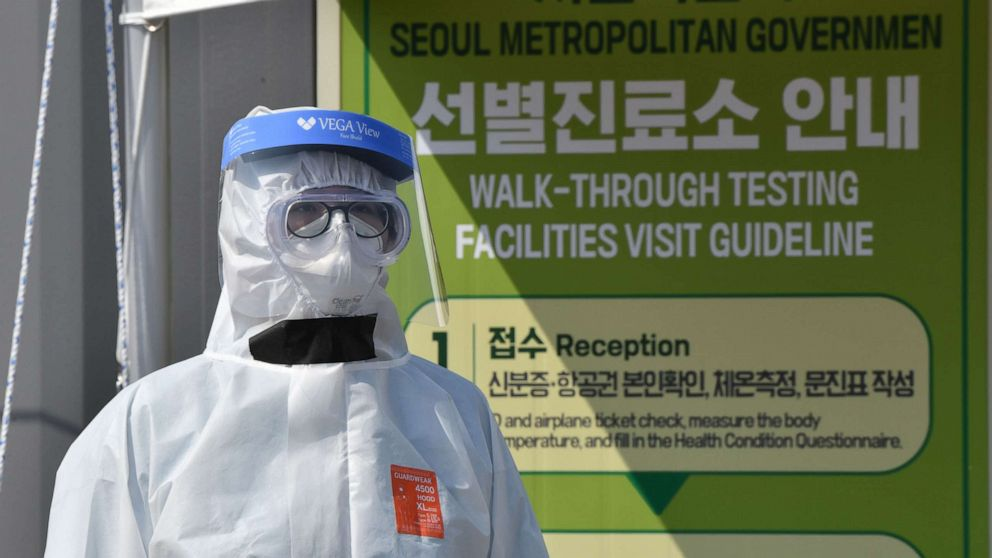 South Korean company aims to fill gap in testing supply