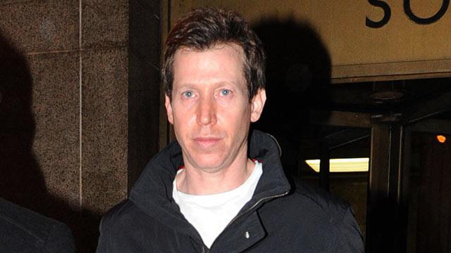 PHOTO: Eric Nederlander leaves Manhattan Criminal Court in Manhattan, Jan. 12, 2012.