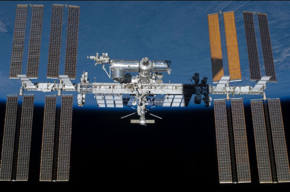 PHOTO: NASA and its international partners completed assembly of the International Space Station in the fall of 2011.