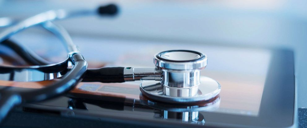 PHOTO: A stethoscope is pictured in an undated stock image.