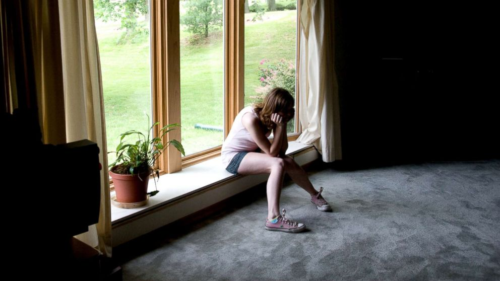 Teen anxiety and depression more likely in kids who don't ...