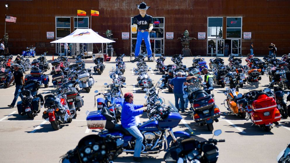 Despite delta, Sturgis Motorcycle Rally poised to ride again