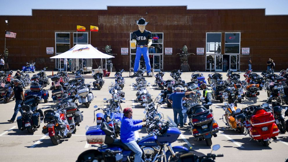 Sturgis Motorcycle Rally a 'COVID super spreader'