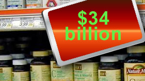 Big Bucks for Alternative Medicine.