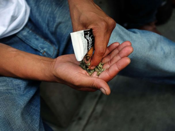 Over 2 dozen people rushed to hospital after bad reaction to synthetic weed