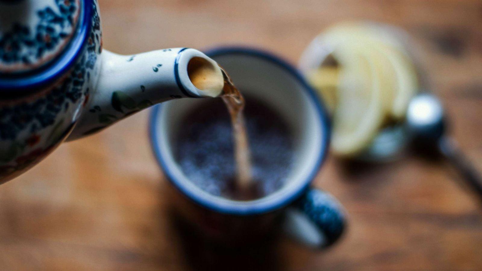 Drink Beverages like Coffee, Tea