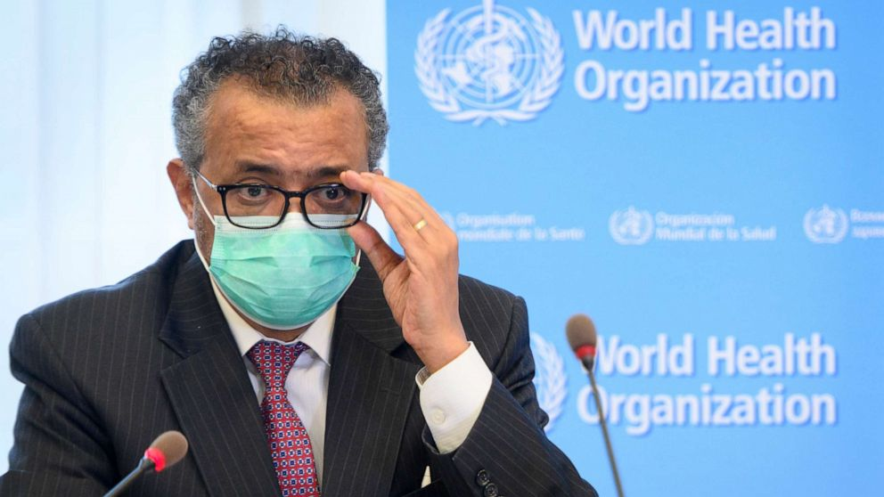 WHO Warns of New, Potentially More Dangerous Coronavirus Variants