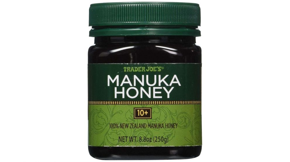PHOTO: Trader Joes Manuka Honey 10+