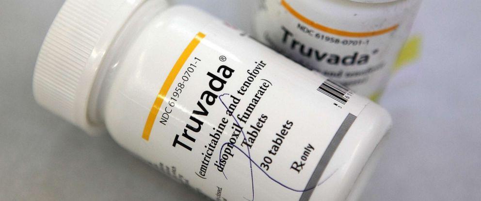 PHOTO: Antiretroviral drug Truvada.