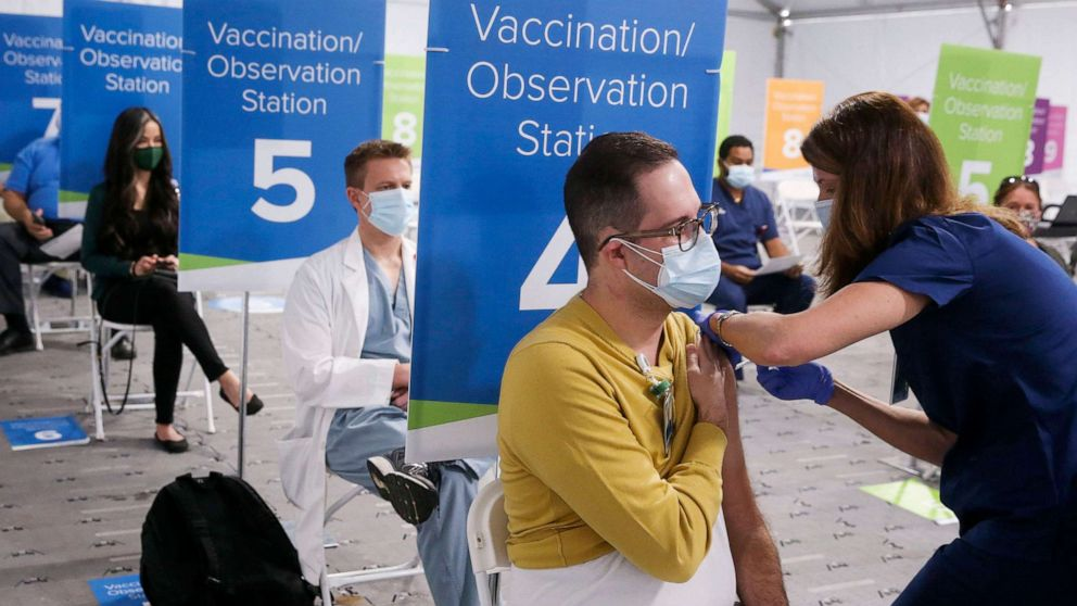 Tool tells when you may be able to get a COVID-19 vaccine
