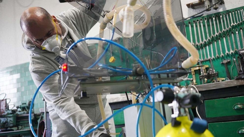 The coronavirus dilemma: Are we using ventilators too much?