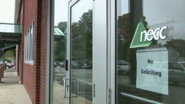 VIDEO: Massachusetts Department of Public Health report says NECC failed to follow safety procedures.