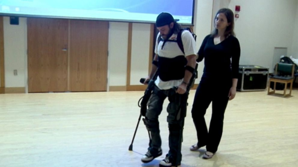 Wearable Robots on the Rise to Help Paraplegics Walk