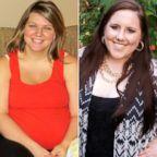 Rachel Saintfort, Brianna Bernard and Lauren Council each lost more than 100 pounds.