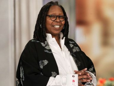 Whoopi Goldberg had a 1 in 3 chance dying of pneumonia, her doctors reveal