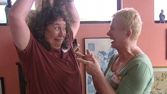 New Weight Loss Sensation Man Drops 100 Pounds With Diamond Dallas Page S Yoga Program Abc News