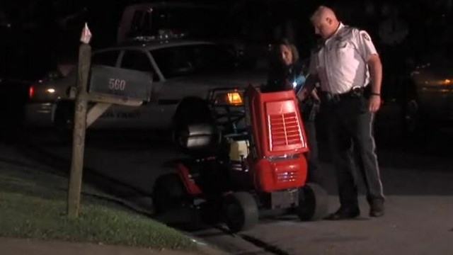 Toddler Loses Feet In Lawn Mower Accident Video Abc News