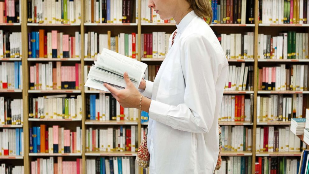 Sales are on the rise for books dealing with anxiety and happiness, according to Barnes & Noble.