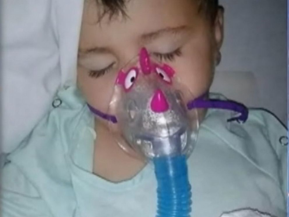 PHOTO: Tabitha Vasseys preschool age son went to the same school as enterovirus 68 victim Eli Waller and developed symptoms of the respiratory virus.