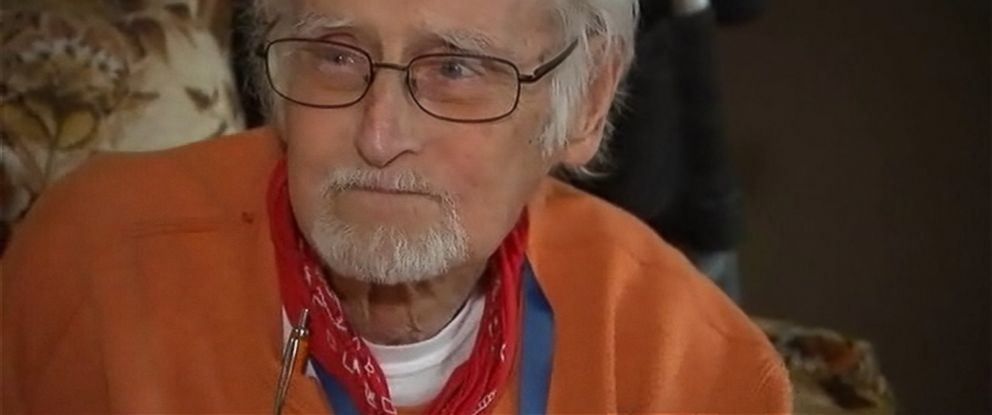 PHOTO: Clarence Blackmon, 81, called 911 after returning from the hospital for months of cancer treatments because there was no food in his refrigerator and he was hungry and unable to move.
