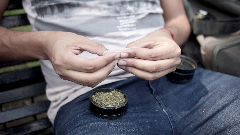 Young adults dropping alcohol for marijuana and hallucinogens, survey finds