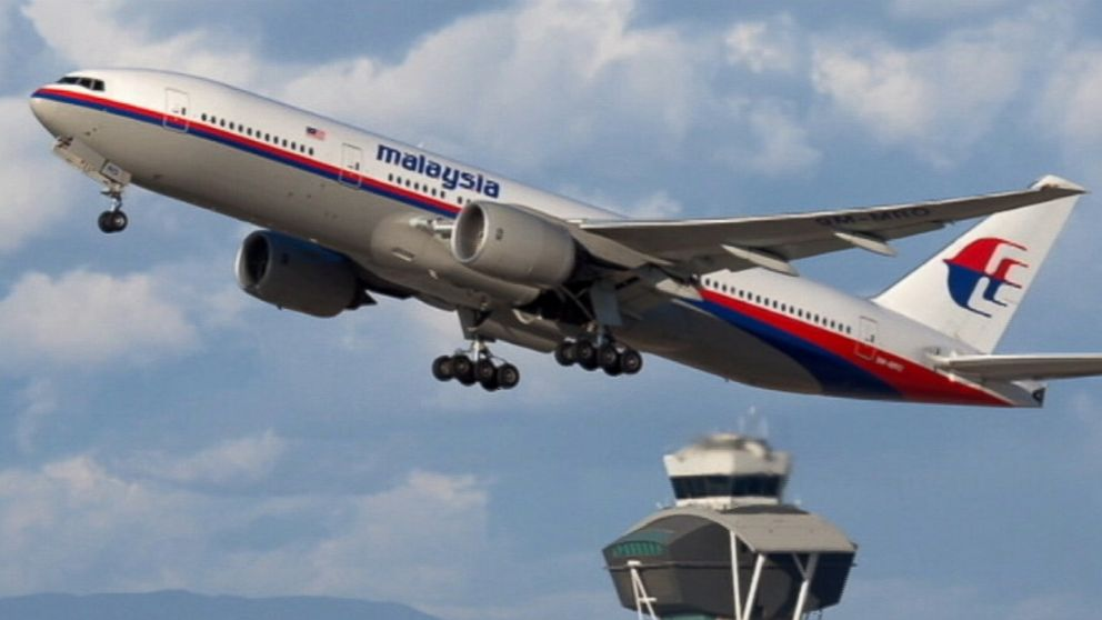 Signals Detected in Search for Flight 370